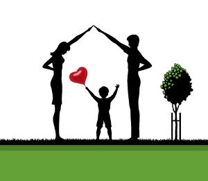 Familie + Haus