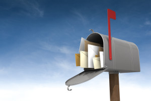 Smarter Briefkasten