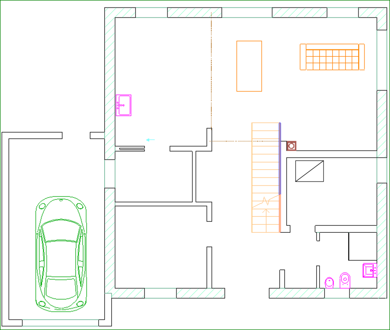 leitungsplanung elektro planung schritt f r schritt anleitung. Black Bedroom Furniture Sets. Home Design Ideas